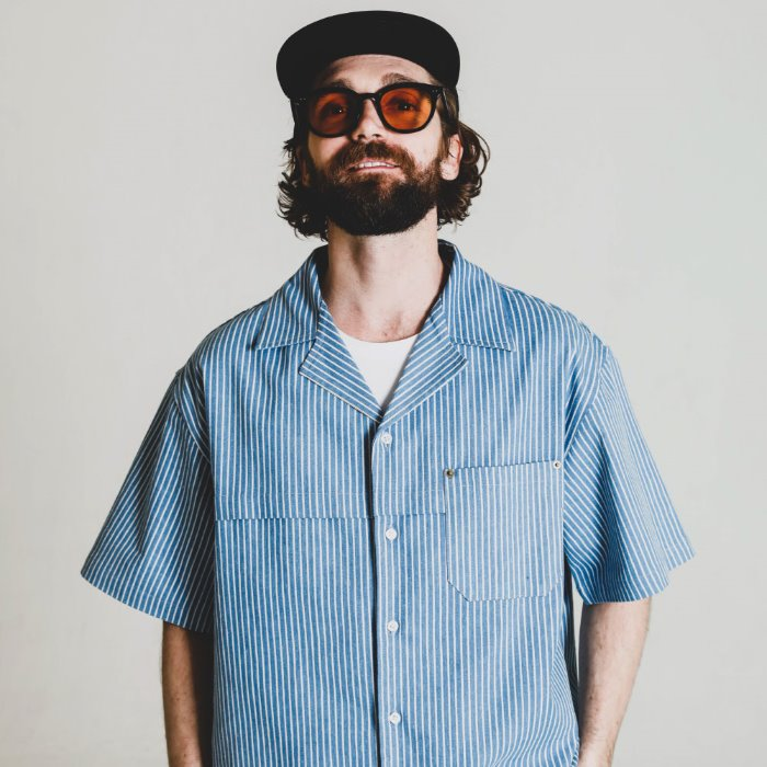 RIVET ST denim HF shirts_LIGHT BL