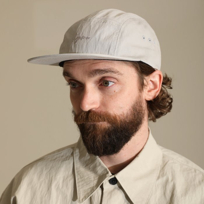 Signature cap_LIGHT GREY